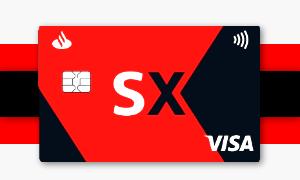 Cartão de crédito sx