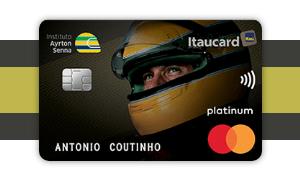 cartão de crédito Instituto Ayrton Senna